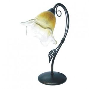 Lámparas sobremesa de forja
