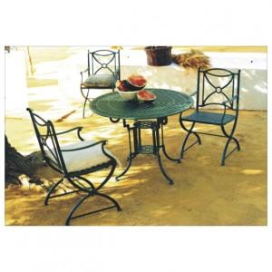 Mesas y Sillas de jardín