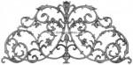 1-A Adorno aluminio