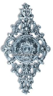 1-P Roseta aluminio