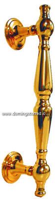 1-TL Tirador latón bronce