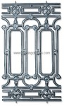 10-A Adorno aluminio