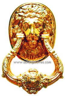 10-L Llamador laton bronce