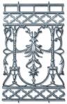 11-A Adorno aluminio