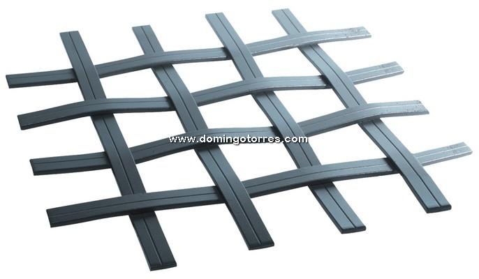 Panel de pletina trenzada para rejas balcones rejas y - Pletinas de hierro ...