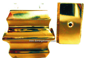 11-ML Macolla latón bronce