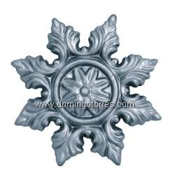 12-P Roseta fundición aluminio
