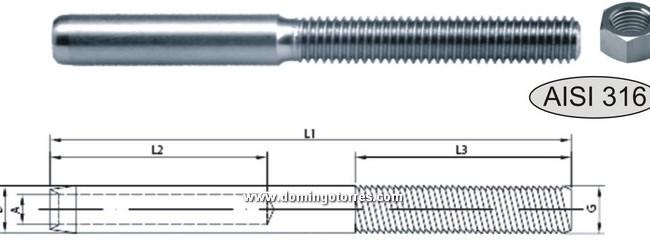 Barandilla moderna es una etiqueta de forja y decoraci n for Tensor cable acero