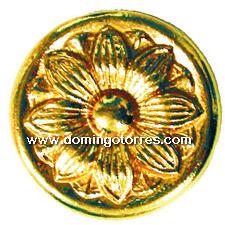 16-ROL Roseta latón bronce