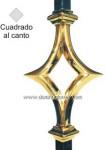 2-AL Adorno latón bronce