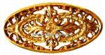 2-ROL Roseta latón bronce