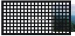 21-CHP Chapa cuadrados horizontales