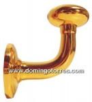 24-PVL Percha latón bronce