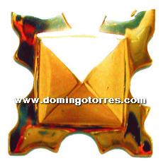 3-CL Clavo latón bronce