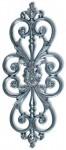 3-P Roseta aluminio