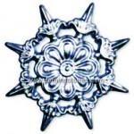 4-P Roseta aluminio