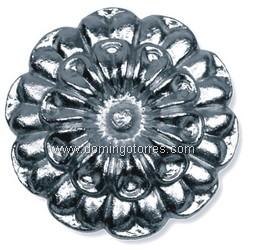 5-P Roseta aluminio