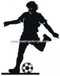 54-CHP Silueta chapa futbolista