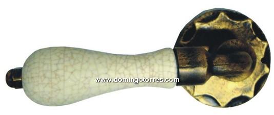 58-PVL Manivela latón bronce