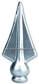 64-L Lanza aluminio