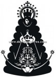 65-CHP Silueta chapa virgen
