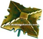 7-CL Clavo latón bronce