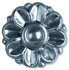 7-P Roseta aluminio
