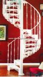 74-ES Escalera caracol aluminio