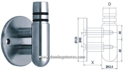 76-INOX Soporte acero inoxidable