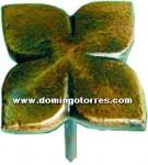 8-CL Clavo latón bronce