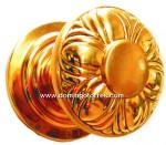 8-PL Pomo latón bronce