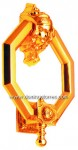 9-L Llamador latón bronce