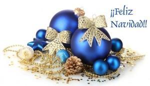 ¡¡Feliz Navidad y Próspero Año 2015!!