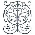 Catálogo de piezas y accesorios de hierro forjado y forja artística