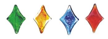 Rombos de cristal