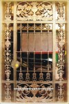 1012 Puerta hierro fundido y forja
