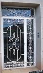 1030-Puerta forja artística
