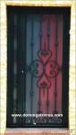 1037 Puerta forja artística
