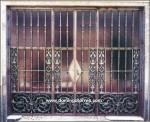 1044 Puerta hierro fundido y forja