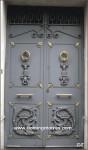 1051 Puerta chapa forja y fundición