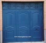 1054 Puerta chapa y forja