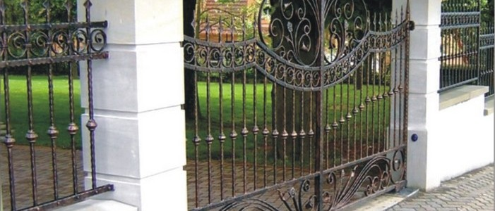 Ejemplos y fotos de puertas cancelas barandas rejas - Forja domingo torres ...