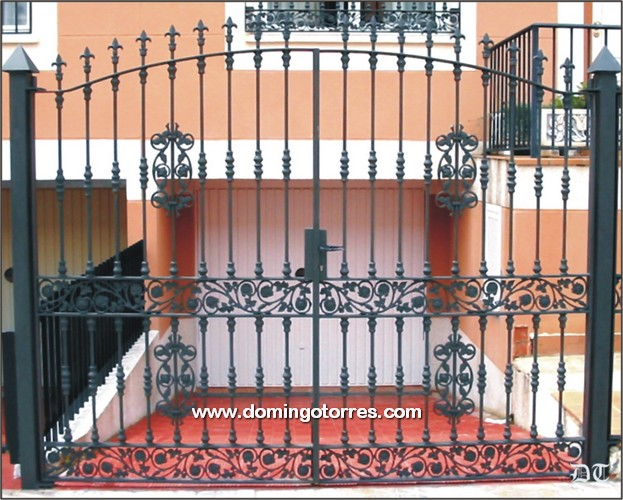 Ejemplo cancela n 1650 forja domingo torres s l - Domingo torres forja ...