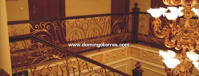 Barandas barandillas es una etiqueta de forja y decoraci n - Domingo torres forja ...