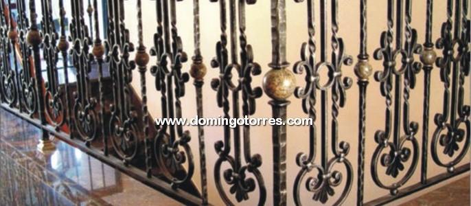 Ejemplos Y Fotos De Puertas Cancelas Barandas Rejas Balcones