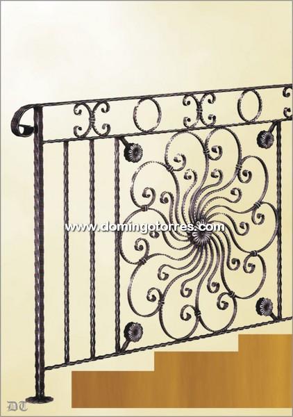 Pin escaleras barandales pasamanos acero inoxidable - Barandales de escaleras ...