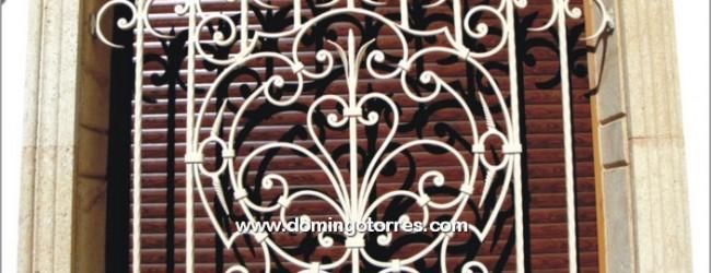 Reja castellana es una etiqueta de forja y decoraci n - Forja domingo torres ...