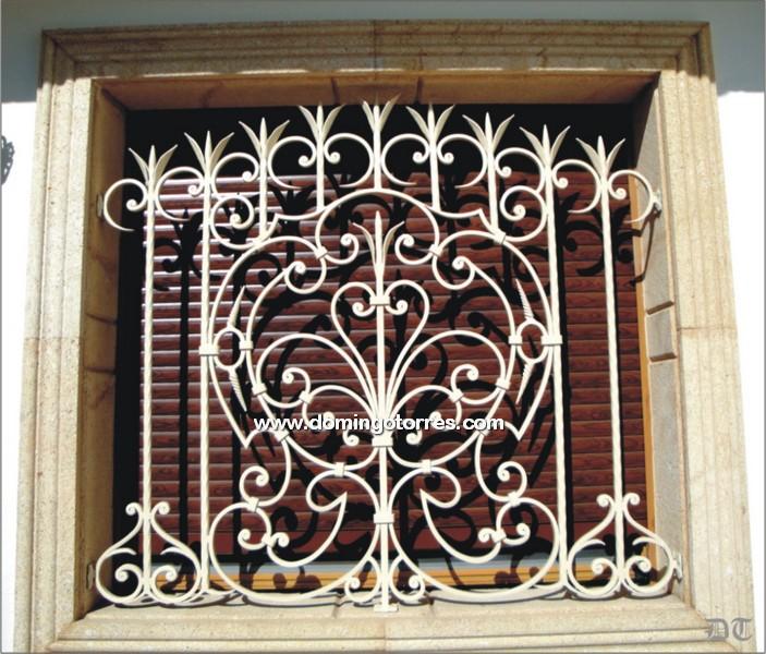 Forja para ventanas with forja para ventanas free rejas - Domingo torres forja ...