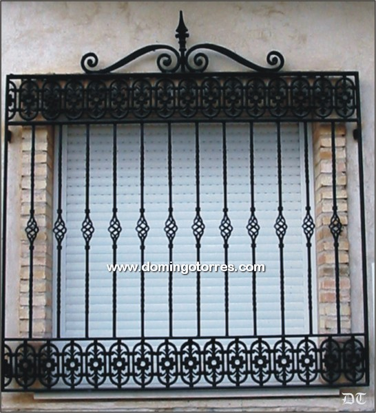Fotos de herreria para ventanas auto design tech for Disenos de puertas de hierro