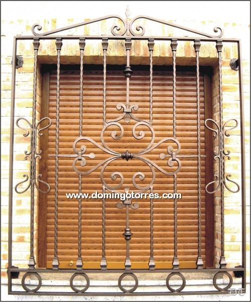 Ejemplo reja n 3052 forja domingo torres s l - Domingo torres forja ...